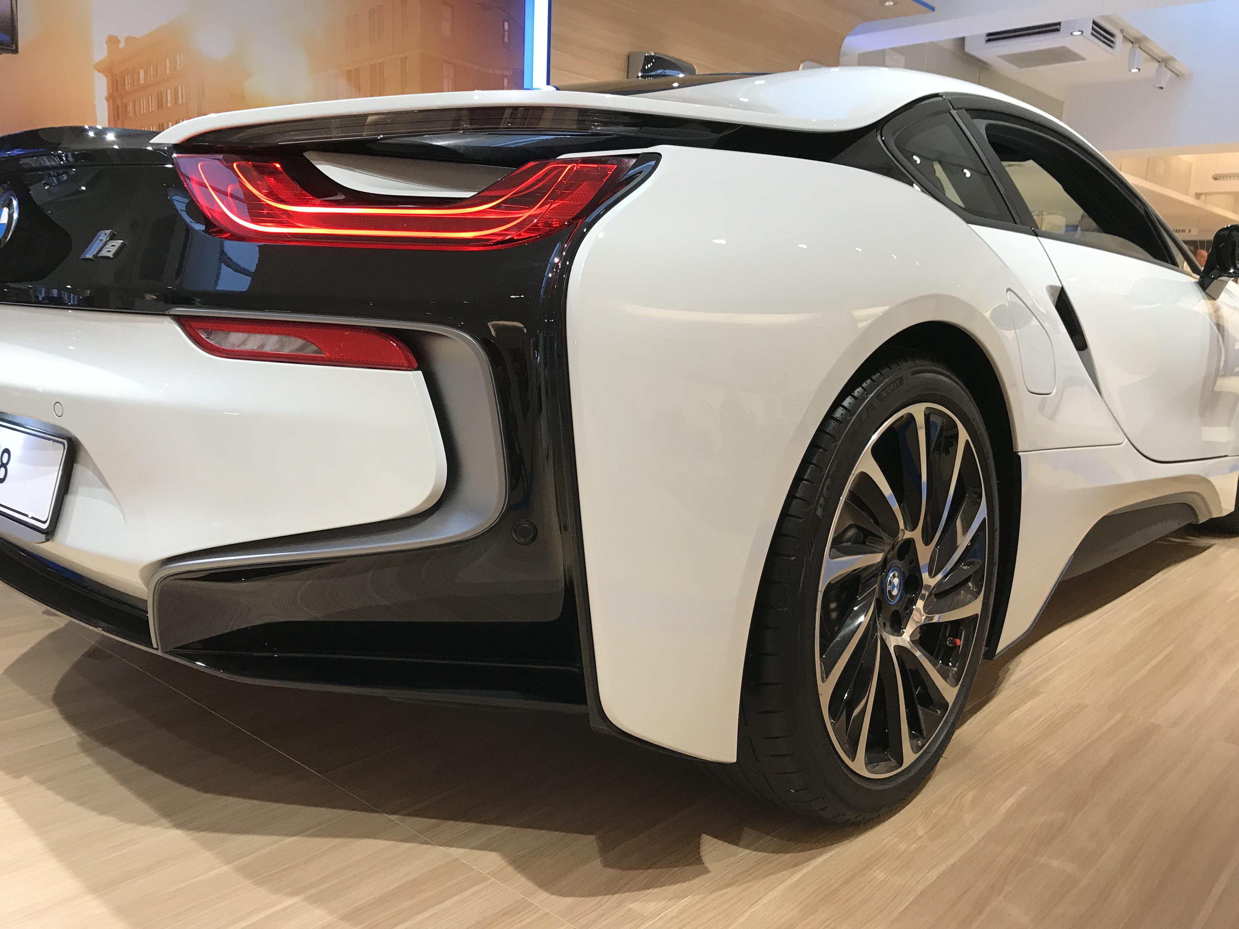 BMW alla riscossa