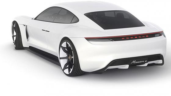 Porsche: oltre 500 colonnine di ricarica negli USA per elettrizzare la