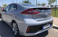 Hyundai Ioniq Hybrid:una valida alternativa dai consumi bassi