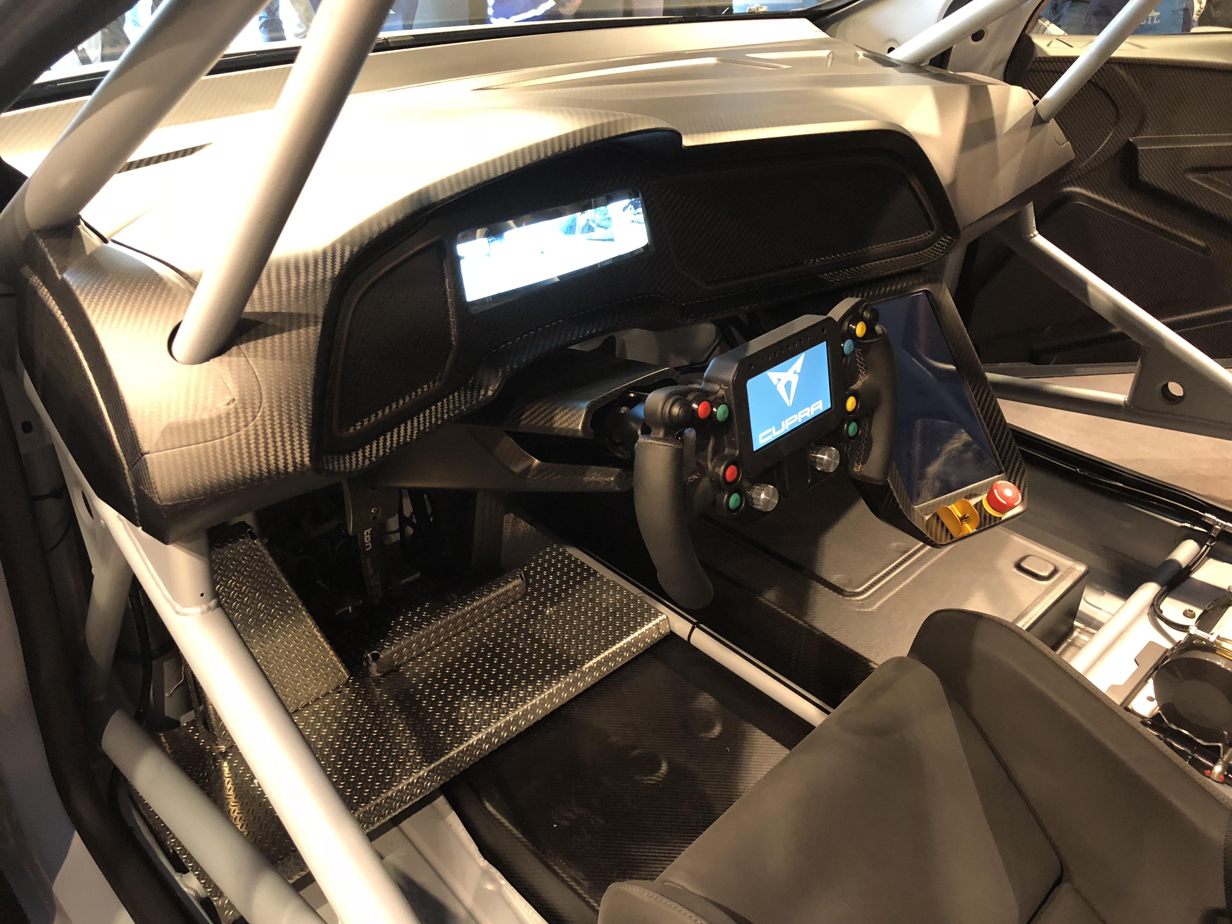 Nel 2020 prenderà il via l'ETCR, il campionato turismo per auto elettriche