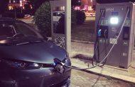 Al volante di Renault Zoe, l'auto elettrica per la città