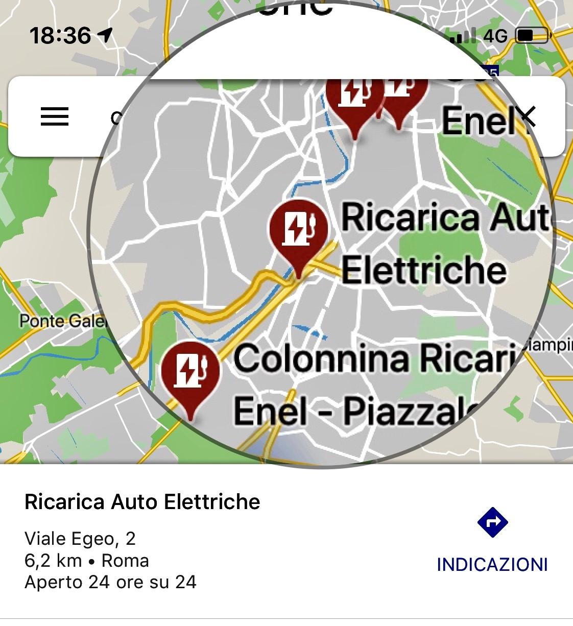 Google Maps fornisce nuove informazioni sulle stazioni di ricarica per veicoli EV