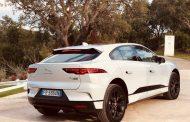 Alla guida della Jaguar Land Rover I-Pace