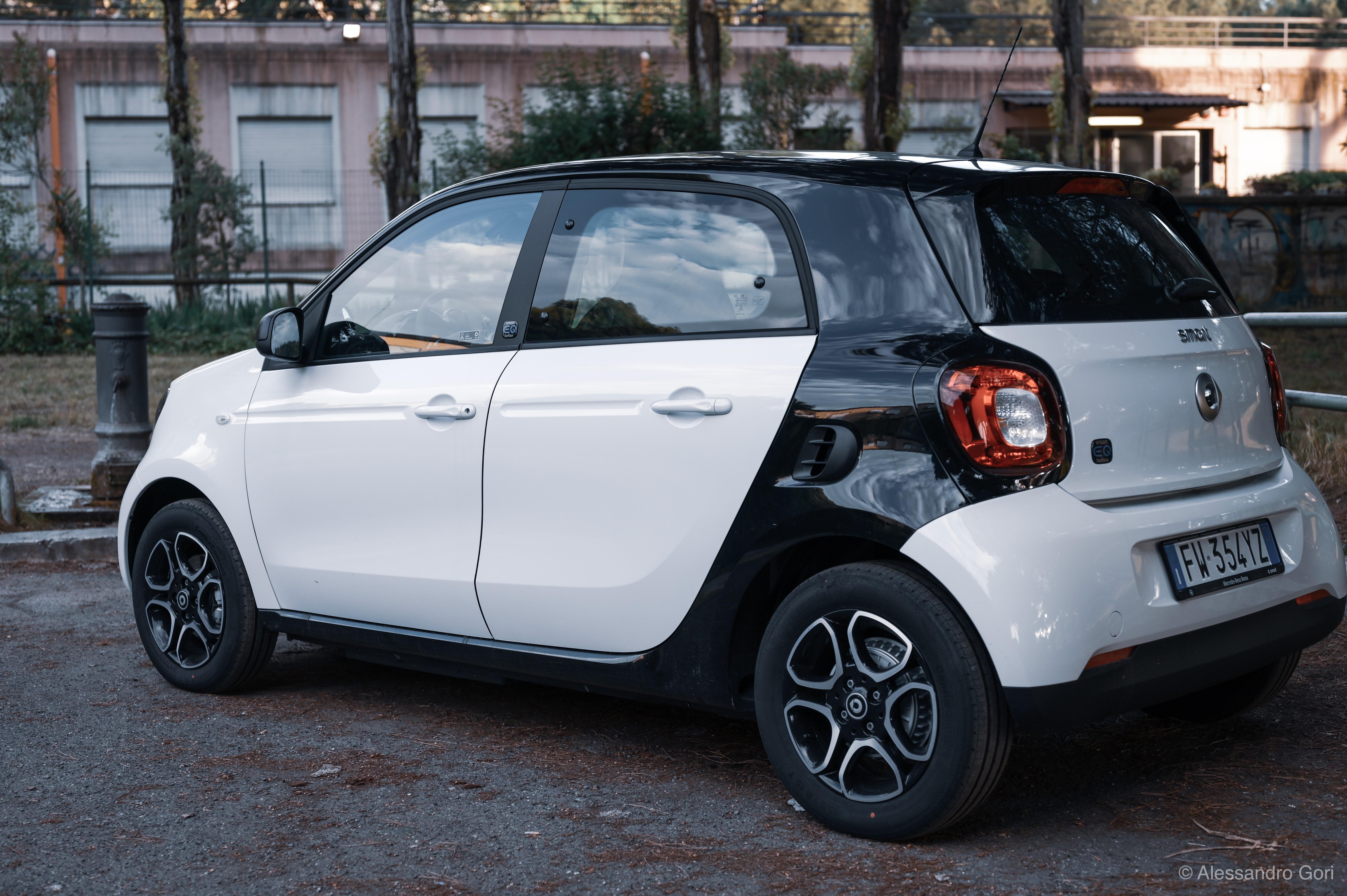 Smart, una corsa verso la mobilità sostenibile