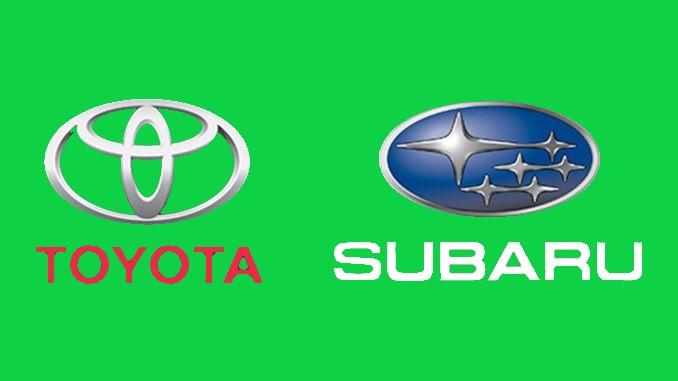Una nuova stretta di mano, Toyota con Subaru per una nuova piattaforma
