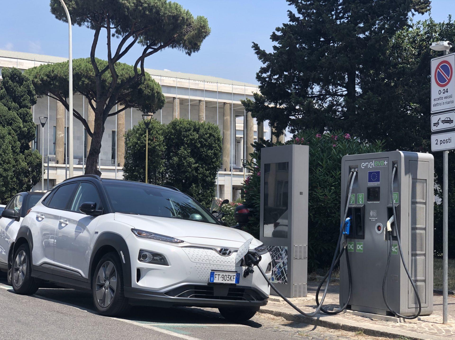 Hyundai Kona Electric, una nuova esperienza di viaggio.