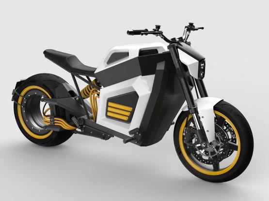 RMK E2, per la moto elettrica della compagnia finlandese arriva il momento dei test. Preordini aperti per 2000 euro.