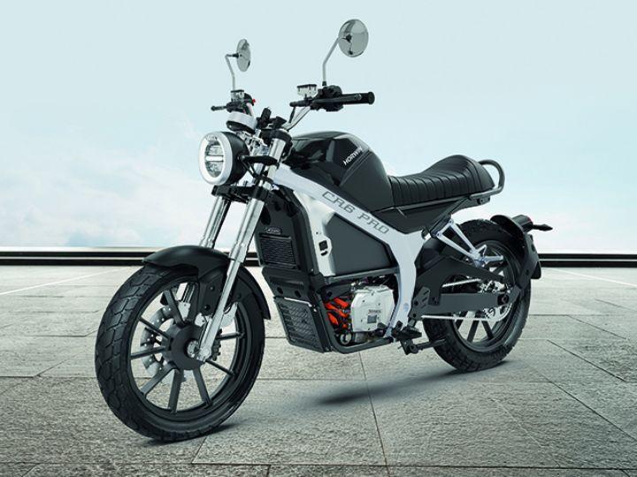 EICMA di Milano si farà palcoscenico delle due moto elettriche con cambio a cinque marce, Horwin svelerà la CR6 & CR6 Pro.