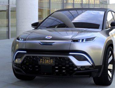 Fisker SUV elettrico e vegano