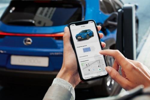 La prima elettrica di Lexus si presenta
