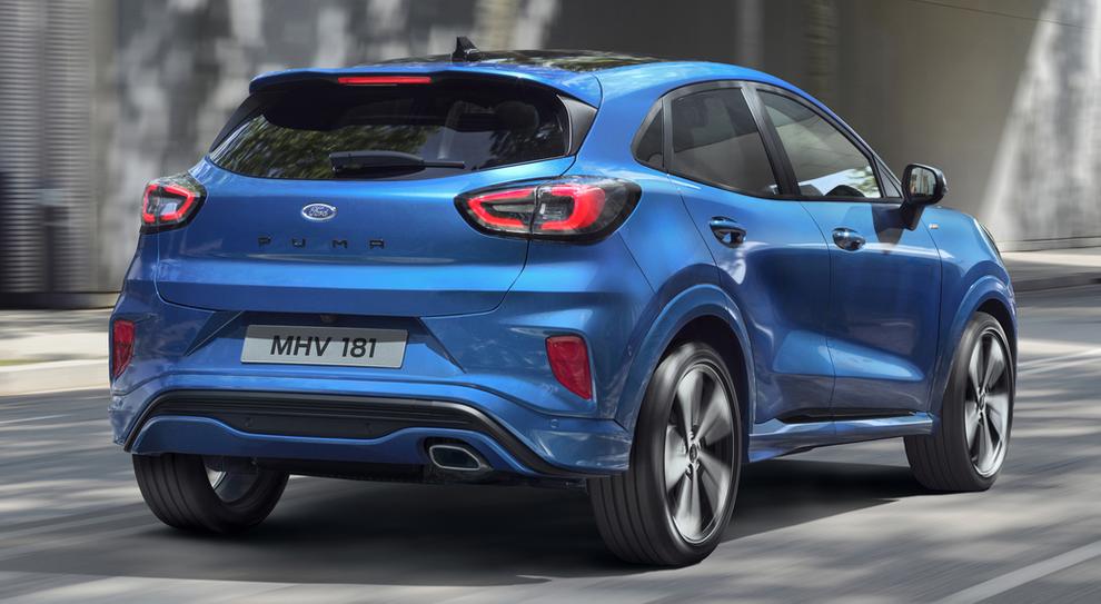 Ford Puma: Il crossover puro di Ford