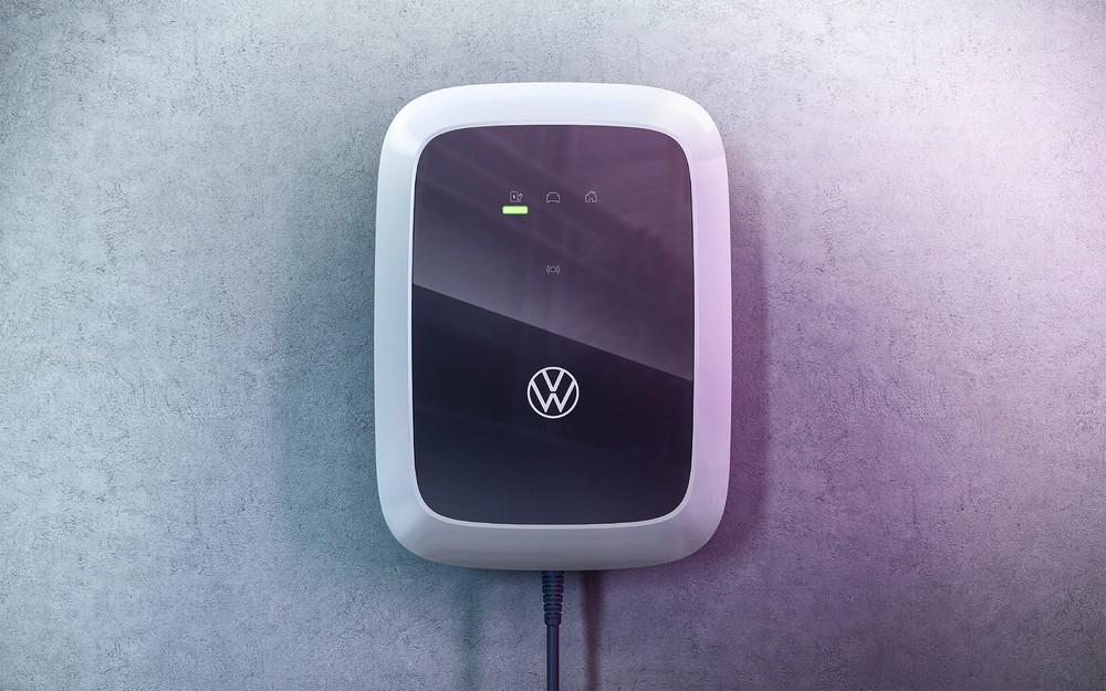 Wallbox di Volkswagen per la ricarica delle auto elettriche