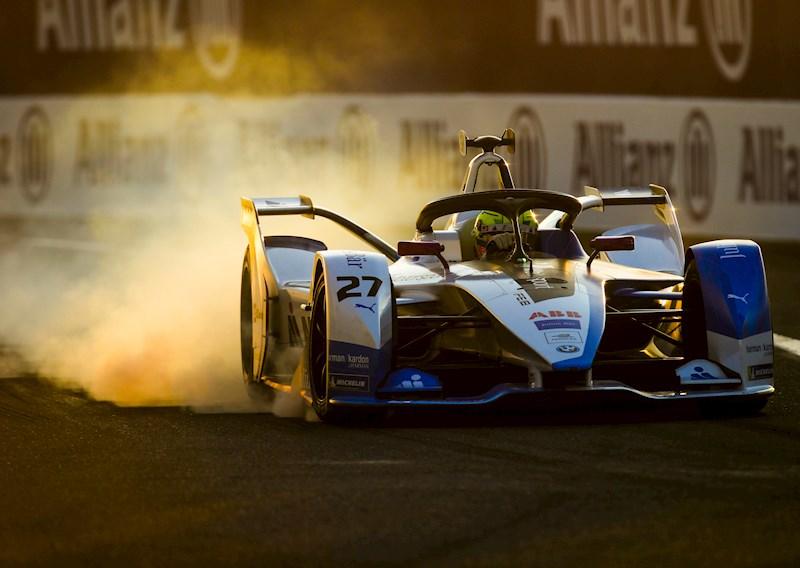 Formula E: Si riparte dall'e-Prix di Berlino