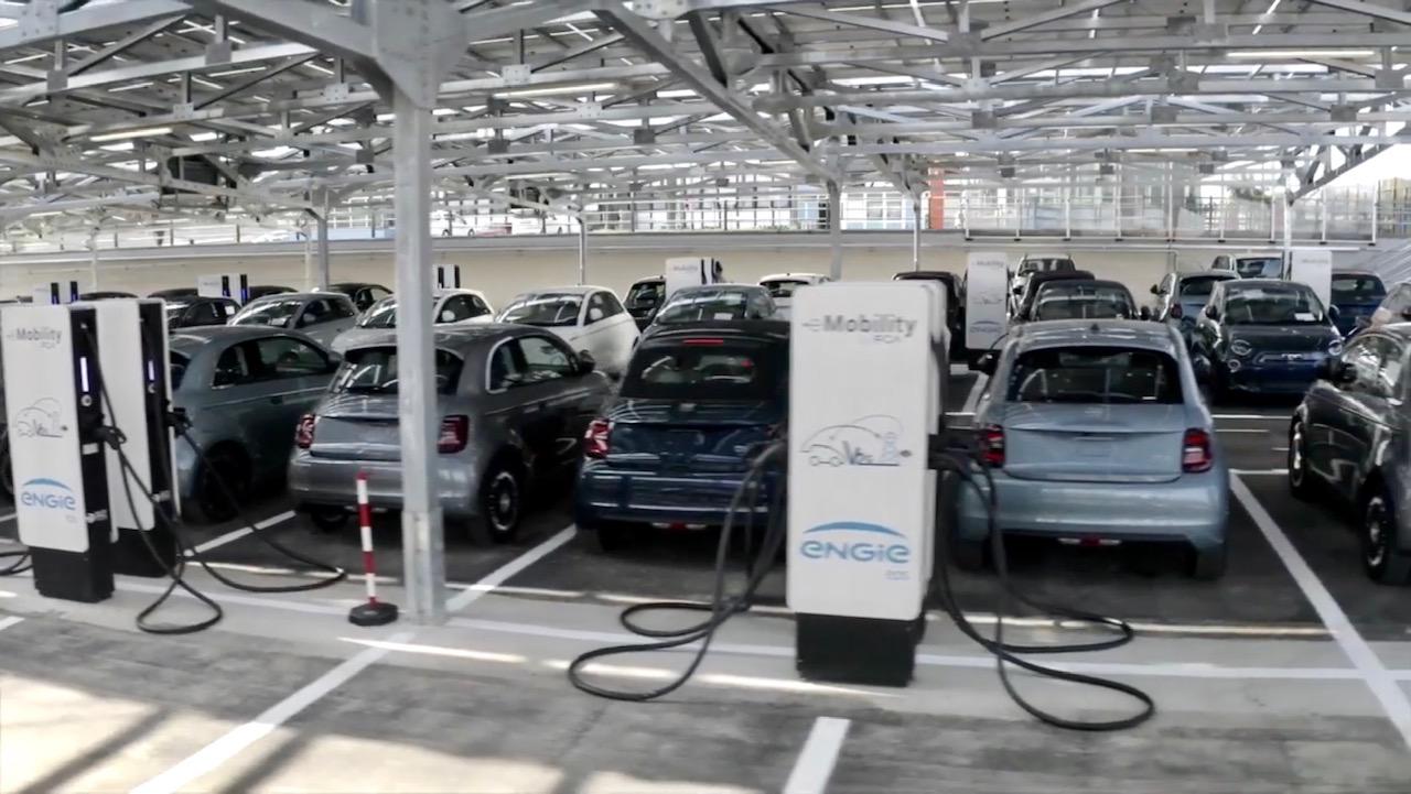 FCA: La tecnologia V2G. L'auto elettrica che scambia energia con la rete