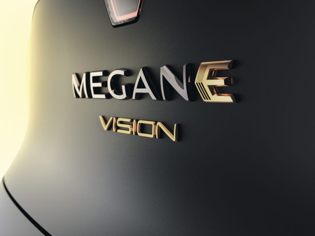Reanault Megane eVision