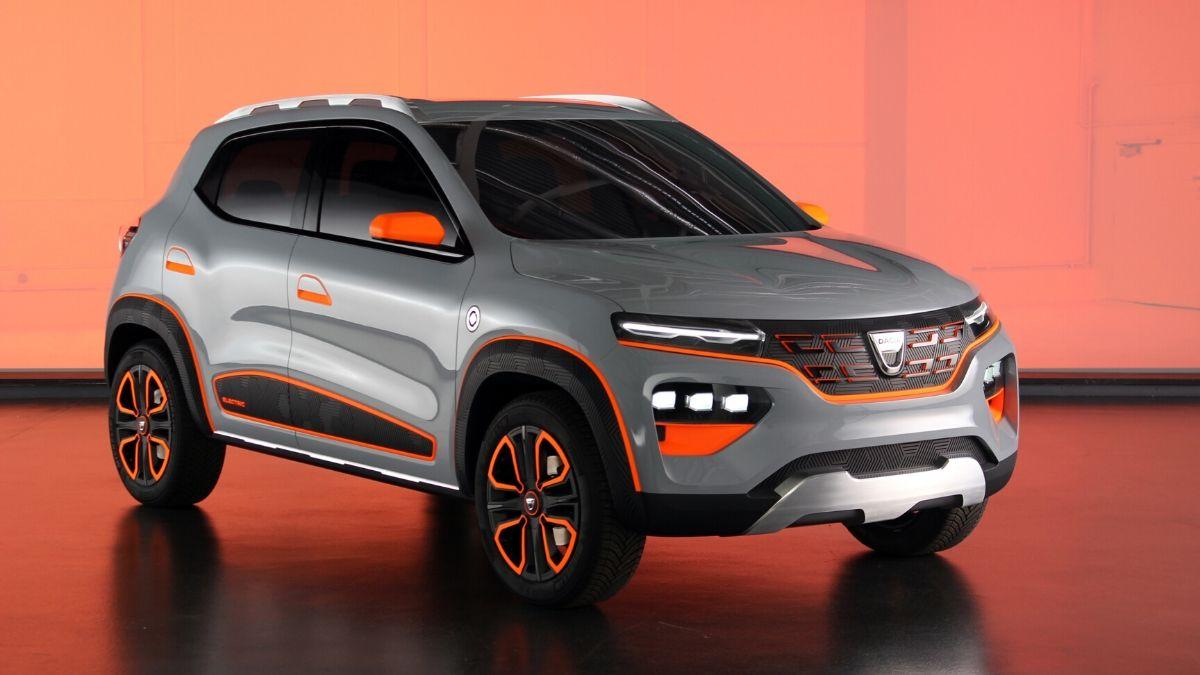 Nuova Dacia Spring, l'elettrica economica