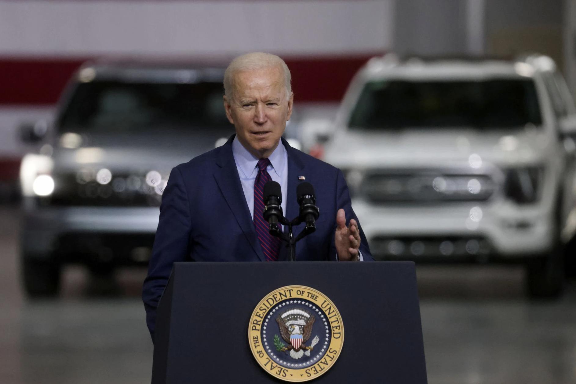 Presidente degli Usa Joe Biden